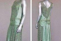 1925-1929 Evening Wear