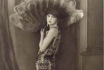 1919-1924 Evening Wear