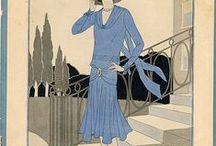 1925-1929 Day Wear