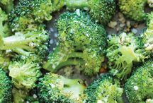 Broccoli & Cauliflower / by adgirl 15