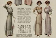 1909-1914 Day Wear