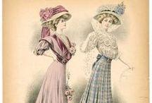 1900-1908 Day Wear