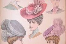 1900-1908 Headwear