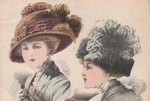 1909-1914 Headwear