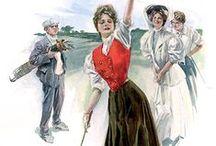 1900s Sportswear