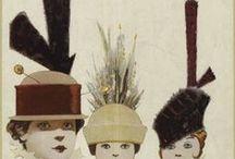 1915-1918 Headwear