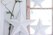 Sterne :: / Der Stern als Motiv ist nicht nur an Weihnachten beliebt. Eine Sammlung an Sternen für Interior, DIY und Fashion stelle ich hier zusammen.