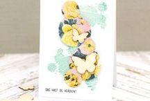 Papierbasteleien :: / Handgemachte Karten, Scrapbooking Layouts, Mini Alben für Fotos als Erinnerungsstück und Home Deko Ideen die ich in den letzten Jahren gemacht habe. Mit Papier, Stempel, Schere und viel Herzblut.