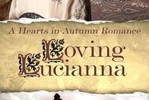 """""""Loving Lucianna"""" / This board is about subjects I researched in the course of writing my medieval romance, """"Loving Lucianna""""."""
