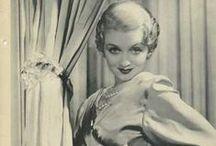 1930s Underwear and Robes