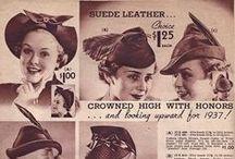 1930s Headwear