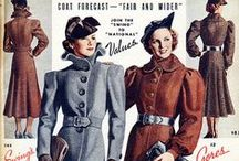 1930s Outerwear