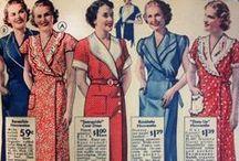 1930s House Dresses