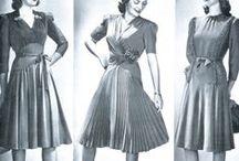 1940s Day Wear