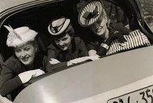 1940s Headwear