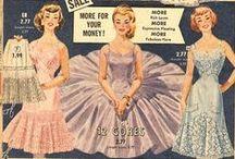 1950s Underwear
