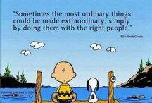 Extra{ordinary} / Ordinary things that are extraordinary.