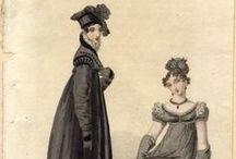 1810s Mourning Wear