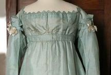 1810s Silk Day Wear