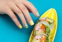 imPRESS Accent Manicure / imPRESS with 6 additional accent nails. #imPRESSaccents
