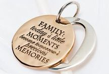 Family theme / My family theme has a mixture of charms for every member of your family to express love and appreciation. These can celebrate the love a family shares and are perfect keepsakes for everyone who is close to your heart... x