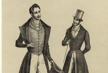 Men's Clothing 1830s
