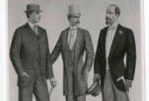 Men's Clothing 1890s