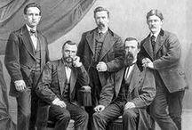 Men's Clothing 1870s