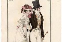 Men's Clothing 1820s