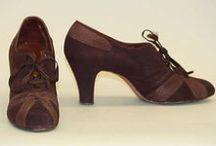 Shoes: 1930-1950