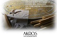 Carpets on marble decorated by AKROS. / Tappeti in marmo decorato. Carpets on marble decorated.