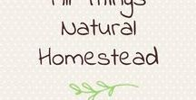 All Things Natural Homestead / This is a group board for all things natural homesteading. Please feel free to post your own blog posts relating to: sustainable farming, soil health, permaculture, natural animal care, organic gardening, kids on the homestead, and homestead kitchen ideas/real food recipes. To be added as a collaborator to this board, please follow my boards and send me a message. Family-friendly pins only!! Make sure to share the love and pin from this board every time you post.