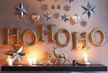 Happy Holidays / Christmas Decorating