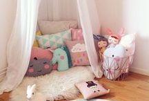 Chambres d'enfants | Kids room / Des idées originales pour décorer et meubler une chambre d'enfant avec esprit et originalité.