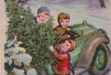Vintage Christmas  / by ~Kare~