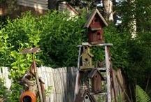 Birdhouses / by Susan Siemens