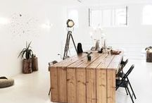 Studio/Office / by Whitney Kay Hill
