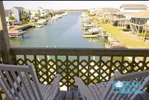Canalfront Vacation Rental Homes