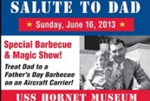 Events on the USS Hornet