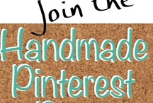 Handmade Pinterest Party / Artisan friends from around the web - Etsy to Zibbett - NJ to Australia. Rules are pinned below. YOU MUST PIN OTHER ARTISANS MORE THAN YOURSELF + LIKE OTHER PINS. To be added, you must follow the board first, then email msveronicas@gmail.com -please include your PInterest profile link. Happy Pin partying! / by Chocolate n Handmade with Roanne