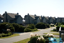 Serenity Point Splendor / Views from the town homes and community of Serenity Point on southern Topsail Island, NC