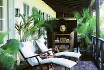 Tropical Style / Someday my home will look like this...