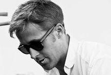 mr. gosling / by Isabela F. Silva