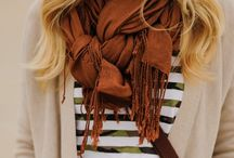 Scarf It Up / by Shanna McQueen