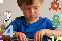Aplicaciones para niños (números y contar)