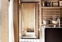 Floors, Doors & Walls / by Whitney Kay Hill