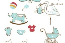 A baby comes to light <3 / Baby, nursery, wall decoration, Sunshine! / by Barucha