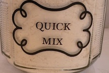 Quick Mix / by Julia Nickel
