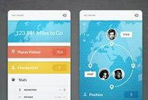 UX / UI / Mobile and web user experience and user interface inspirations / by Anna H