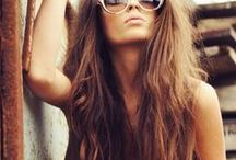 Long Hair Don't Care / by Whitney Kay Hill